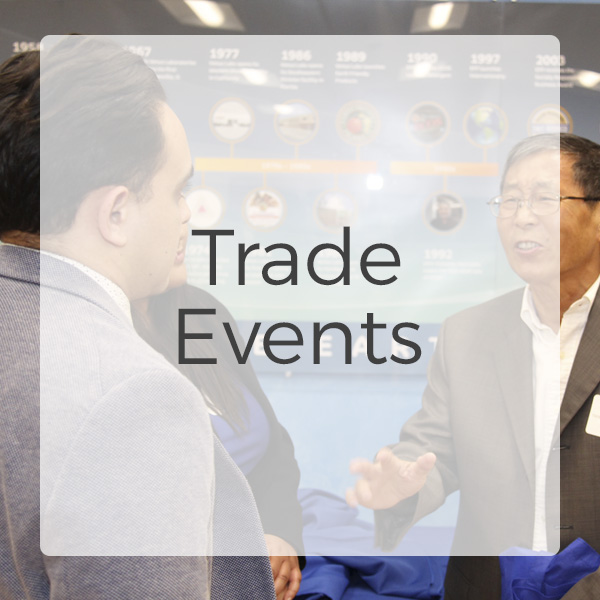 WITOC trade events